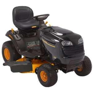 Poulan Pro 42 Inch Steel Deck 19.5 HP Briggs & Stratton Intek Engine