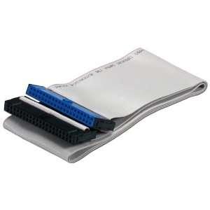 QVS 24 IDE ATA/133 Single Drive 80Wires Ribbon Bulk Cable