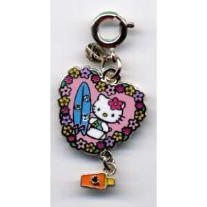 Hello Kitty Charm Surfer (2002) Toys & Games