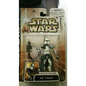 Wars Clone Wars Army Of The Republic Arc Tropper Action Figure Toys