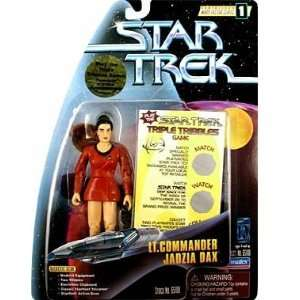 Star Trek Warp Factor Series 1  Lt. Commander Jadzia Dax