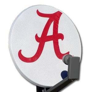 College Alabama Crimson Tide Satellite TV Dish Cover