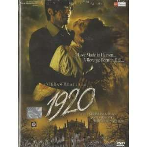1920 (DVD) A Vikram Bhatt Film (2008) (Dvd/Bollywood/Hindi