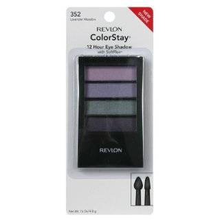 Revlon Colorstay 12 Hour Eye Shadow Quad, 360 Starlight Beauty