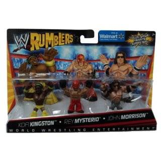 Exclusive Mini Figure 3Pack Sheamus, John Cena Triple H Toys & Games