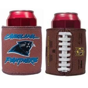 Carolina Panthers NFL Gear Football Can Koozie Coozie