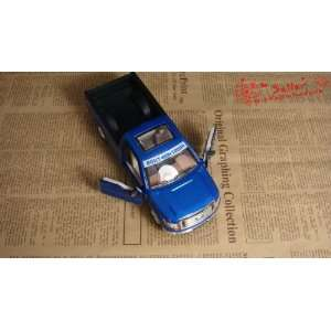 ford truck ford ranger alloy car model toy with sound and