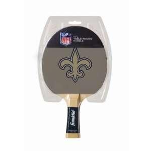 Orleans Saints NFL Table Tennis Paddle (1paddle)