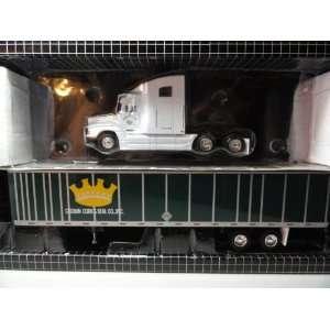 Cork & Seal 164 Scale Freightliner Tractor Trailer