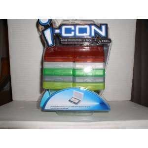 GAME BOY ADVANCE GAME PROTECTOR 10 PACK Toys & Games