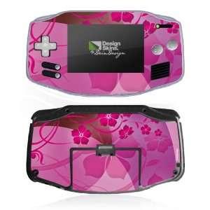 Design Skins for Nintendo Game Boy Advance   Lila Blumen