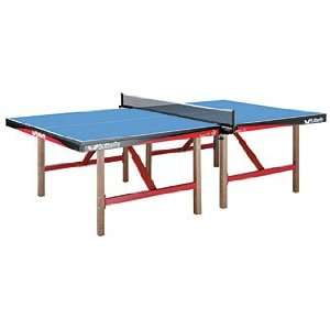 25 Sky Blue Indoor Ping Pong / Table Tennis Table