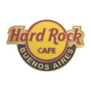 Hard Rock Cafe Pin # 34152, Buenos Aires Core Logo