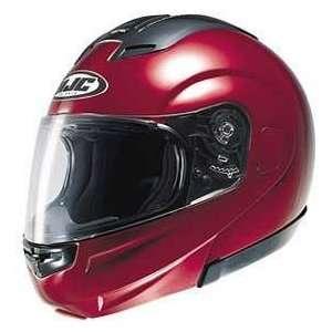 HJC SYMAX WINE SIZEMED MOTORCYCLE Full Face Helmet