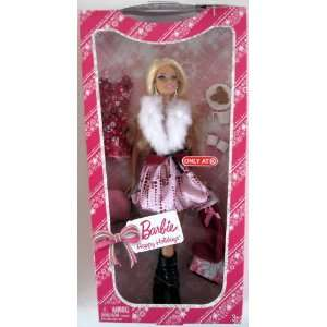 Barbie Holiday Doll Toys & Games