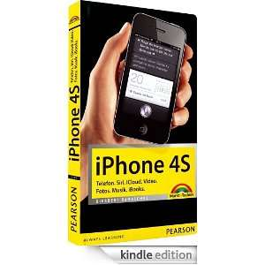 iPhone 4S: Telefon. Siri. iCloud. Video. Fotos. Musik. iBooks. (German