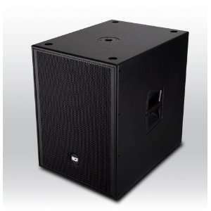 RCF 4PRO 8003 AS Active Subwoofer: Electronics
