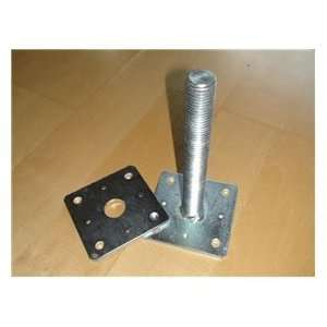Adjustable Screw Jacks, long, Box of 7, price per box 88