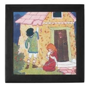 Brisleys Hansel Gretel Candy Keepsake Box by  Baby