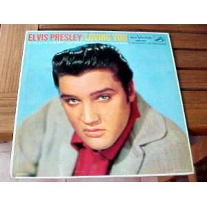 Lovin You Original Lp(long Play on Label) Elvis Presley Music