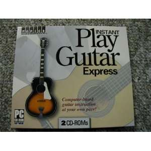 Instant Play Guitar Express Video Games