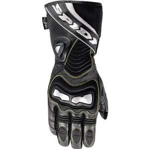 Spidi Sport Evo Mens Leather/Textile On Road Motorcycle Gloves