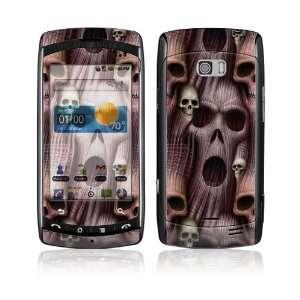Scream Decorative Skin Cover Decal Sticker for LG Ally VS740