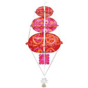 Love You Valentine Stack ups Balloon Bouquet (1 per package) Toys