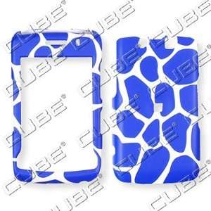 Blackberry Storm 2 9550   Blue & White Chipped Marbles   Hard Case