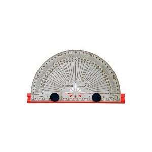 Aircraft Tool Supply Ultra Rule Precision Marking Protractor