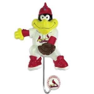 MLB St. Louis Cardinals Mascot Wall Hook  Sports