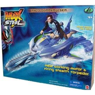 Max Steel , Sky Strike Figure Toys & Games