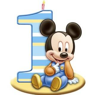 Disney Mickey Mouse Clubhouse 1st Personalized Birthday Banner Medium