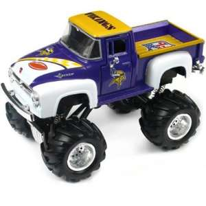 Minnesota Vikings 1956 Ford Monster Truck  Sports