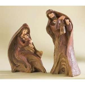 Inspirations Holy Family Nativity Figurine Set