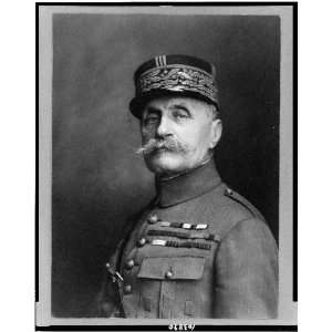 Ferdinand Foch,uniform,military service,personnel,World War hero