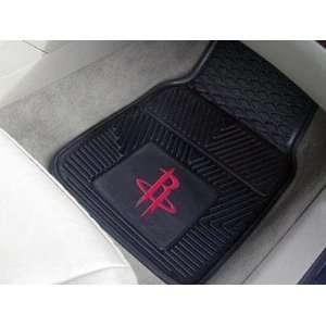 Houston Rockets Vinyl Car/Truck/Auto Floor Mats