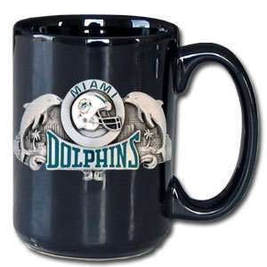 Miami Dolphins NFL Coffee Mug Sports & Outdoors