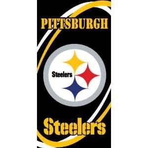 NFL Pittsburgh Steelers Licensed Sports Beach Towel