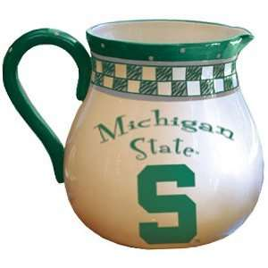 Michigan State University Gameday Pitcher   NCAA