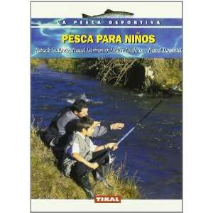 Pesca para niños (9788430536191) Unknown Books