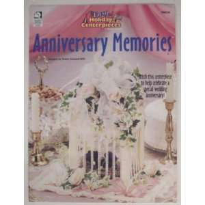 Anniversary Memories Plastic Canvas Craft Book Books