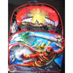 Power Rangers Mystic Force Childs Attachable Backpack