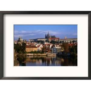 Prague Castle and Mala Strana (Small Quarter) Seen from
