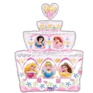 Shape Birthday Princess Cake Toys & Games
