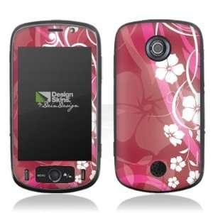 Design Skins for Telekom Pulse   Pink Flower Design Folie