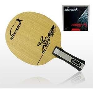 RTG X70 Professional Table Tennis Racket Straight Handle