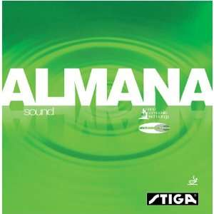 STIGA Almana Sound Synergy Tech Table Tennis Rubber