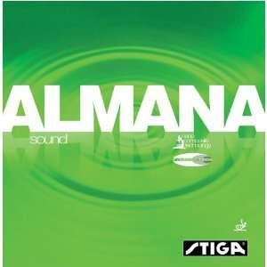 STIGA Almana Sound Synergy Tech Table Tennis Rubber