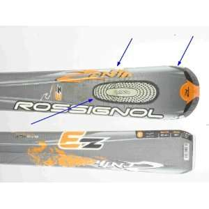 Used Rossignol Zenith Z3 Oversize Shape Ski w/Binding C